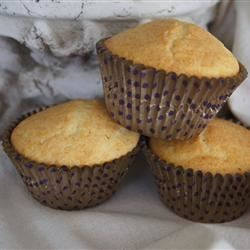 Best Ever Corn Muffins TheBritishBaker
