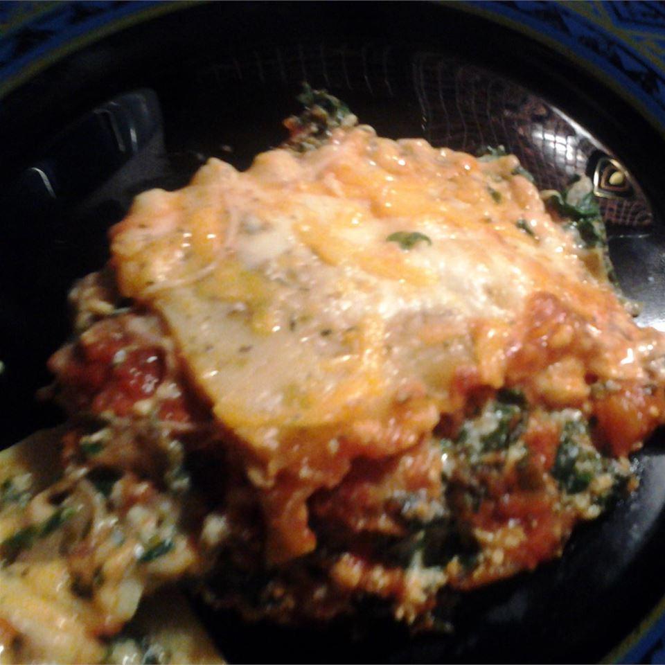 Spinach Lasagna III Quitta
