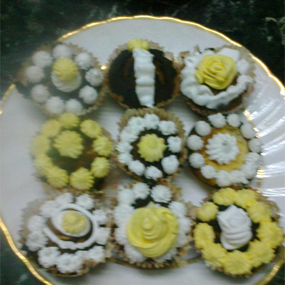 Lemon Cupcakes Pepper