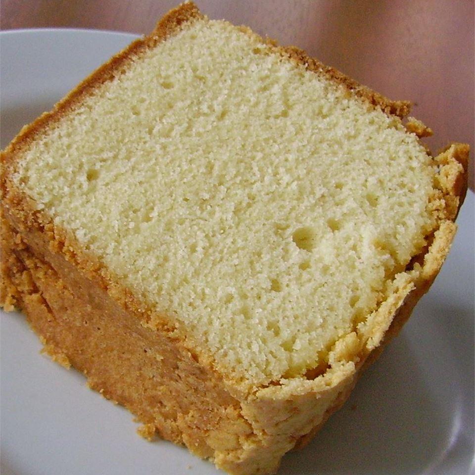 Coconut Sour Cream Pound Cake Christina