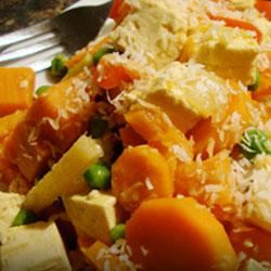 Bombay to Bangkok Vegetable Curry