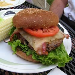Hamburgers - It's in the Bun emilyk