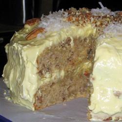 Hummingbird Cake III