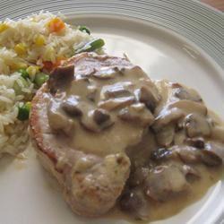 Creamy Mustard Pork Chops Katerina