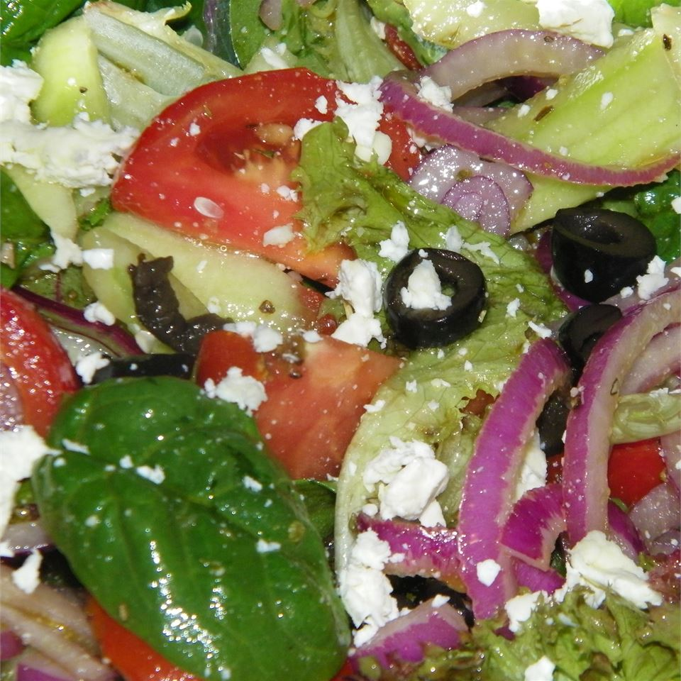 Greek Salad, The Best!