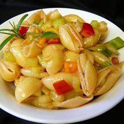 Tenia's Chilled Pasta Salad RITA C MORRISON