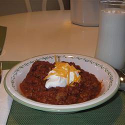 No Beans About It - Chili IamMBB