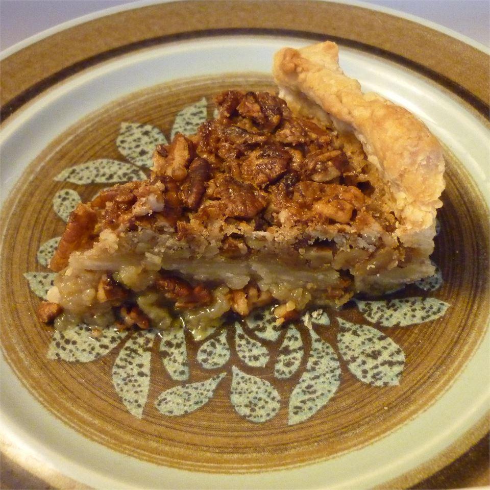 Unbeatable Pecan Pie