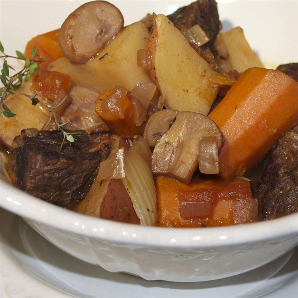 Northern Italian Beef Stew Bibi