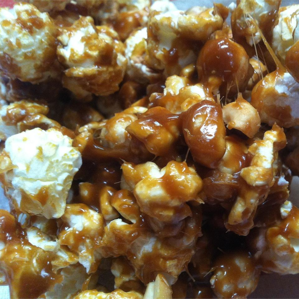 My Amish Friend's Caramel Corn Trio