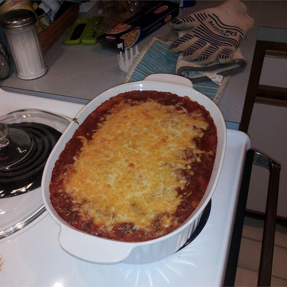 Spaghetti Pie III Greg Drescher