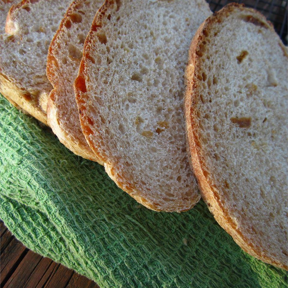 Golden Sultana Bread