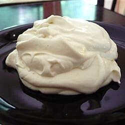 easy whipped cream recipe