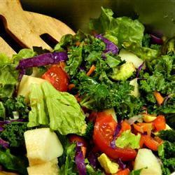 Winter Green Salad Marianne