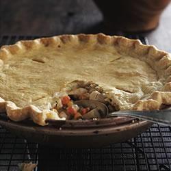 Deep-Dish Chicken Pot Pie Trusted Brands