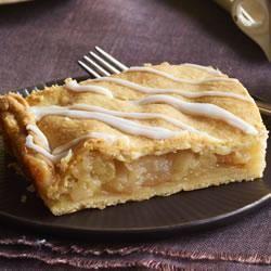 Apple Pie Bars from PHILADELPHIA® Trusted Brands