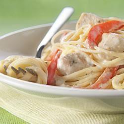 Chicken Alfredo Pesto Pasta Trusted Brands