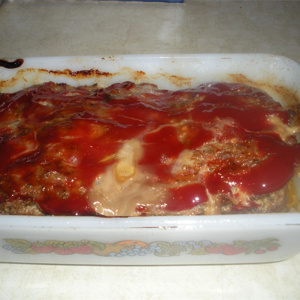 Meatloaf with Beer Cathy G.