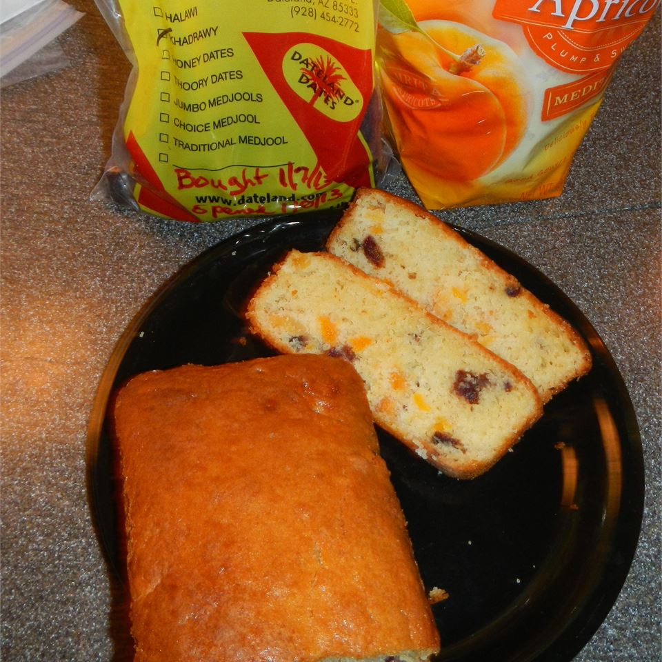 Apricot Cheese Loaf MrsC