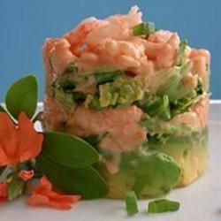 Shrimp and Avocado Salad naples34102