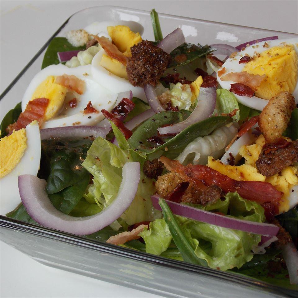 Spinach Salad I