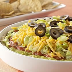 PHILADELPHIA® 7-Layer Mexican Dip