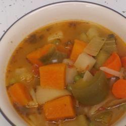Split Pea Soup without Pork Webigail