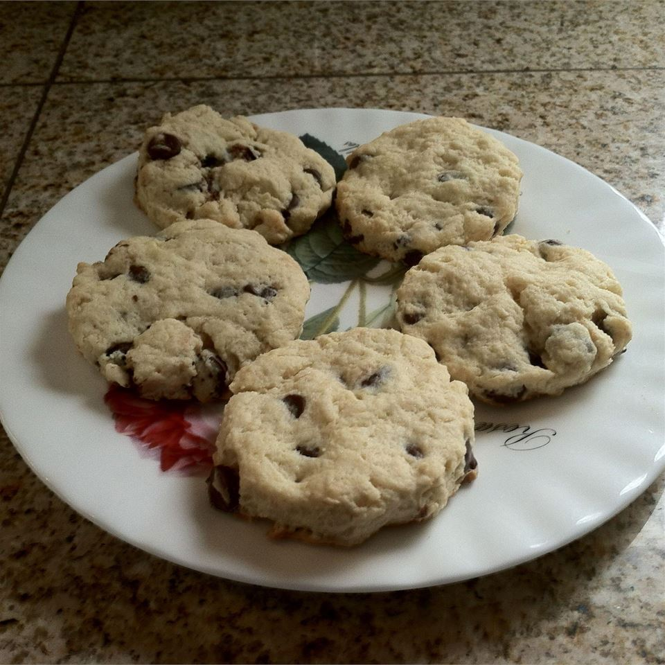 English Royalty Chocolate Chip Scones Profmary
