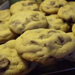 Toffee Chocolate Chip Cookies Tracy Elizabeth