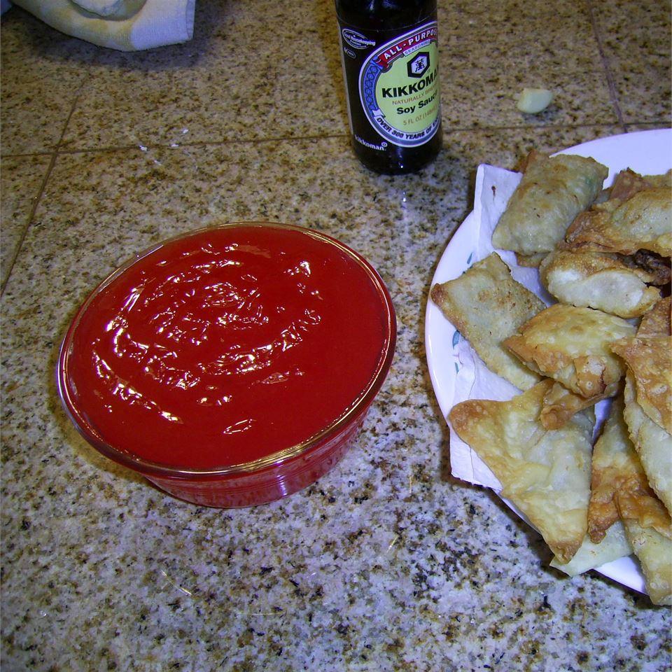 Fruity Sweet and Sour Sauce Christina