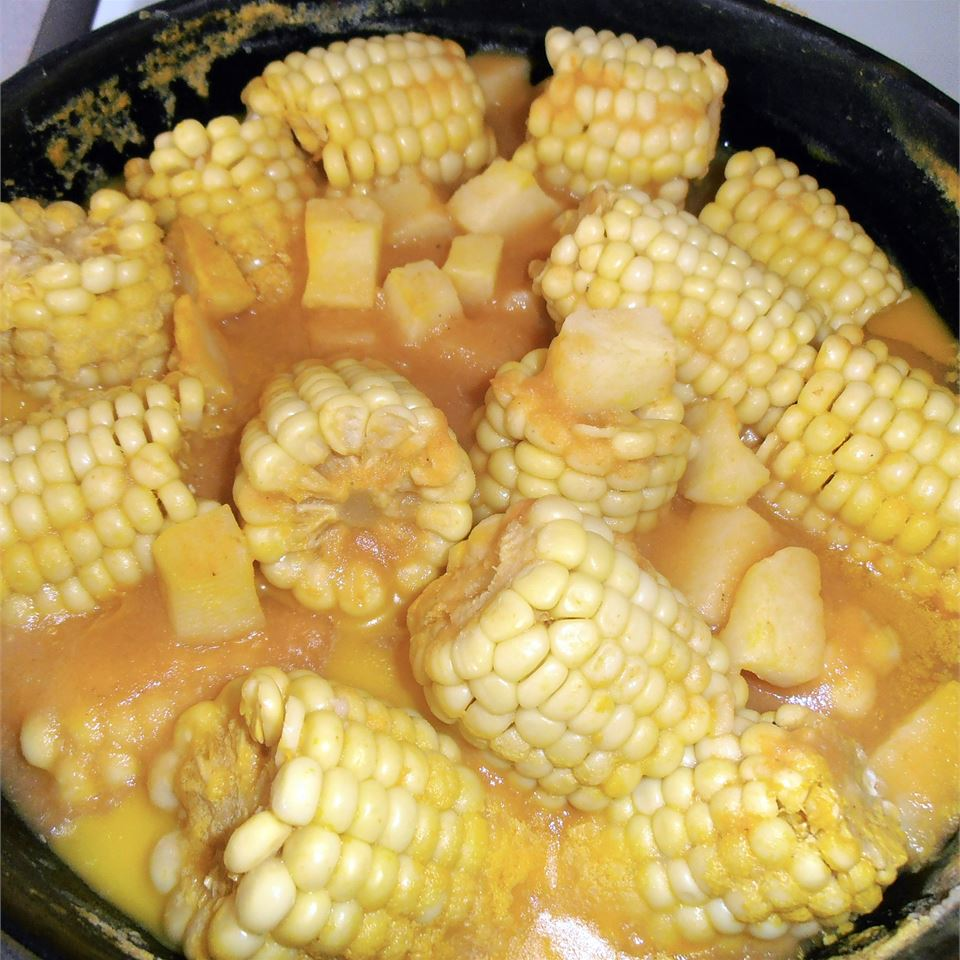 Ajiaco (Chicken, Sweet Corn, and Potato Soup)