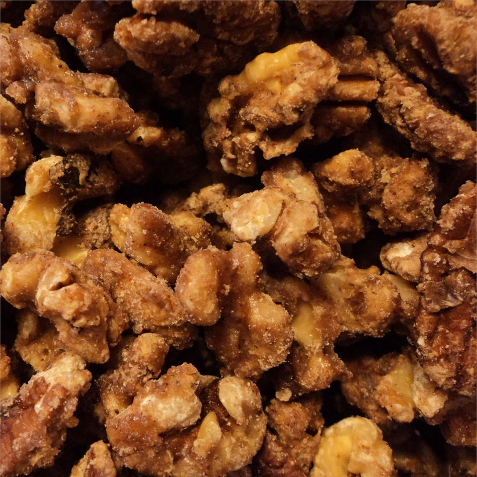 Dawn's Candied Walnuts