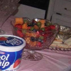 Mojito Fruit Salad Faith N