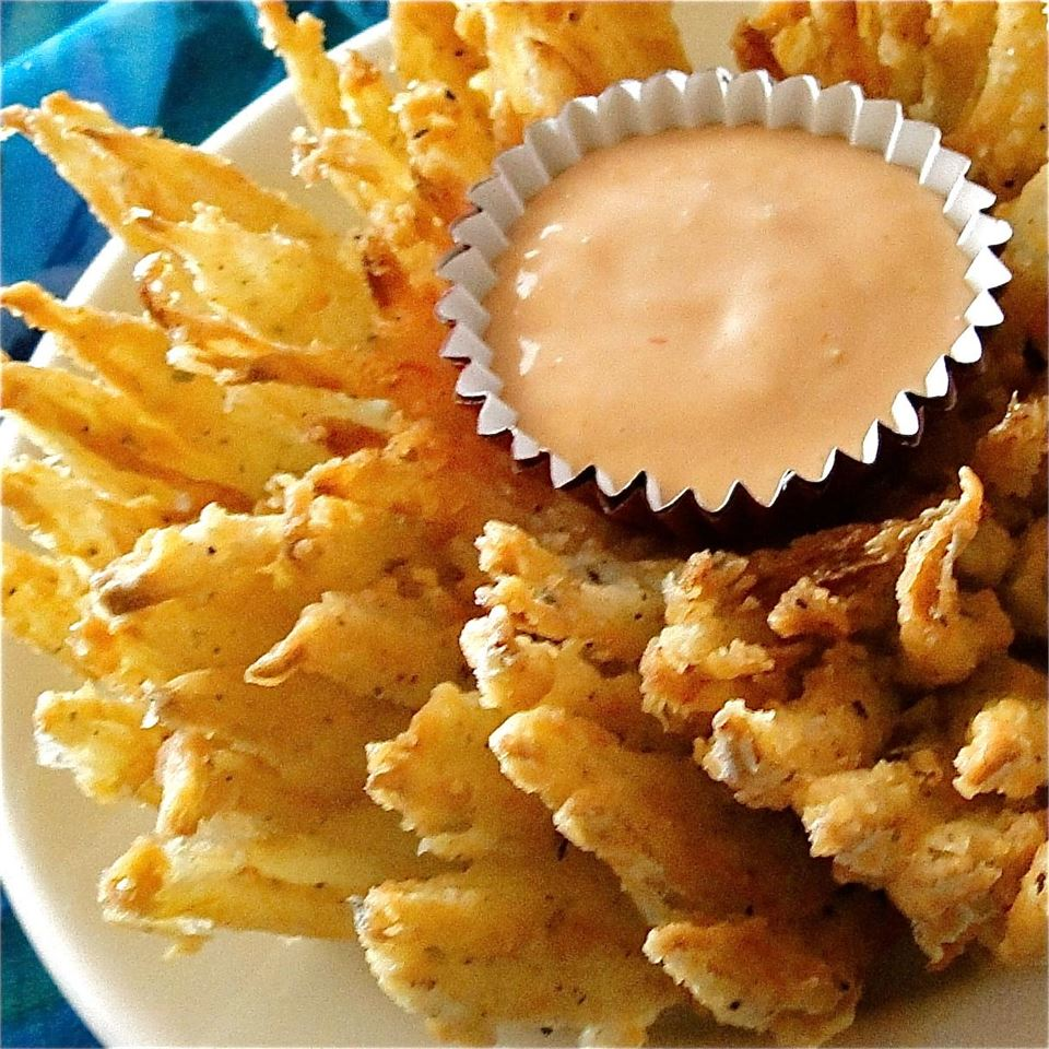 Blooming Onion SHORECOOK