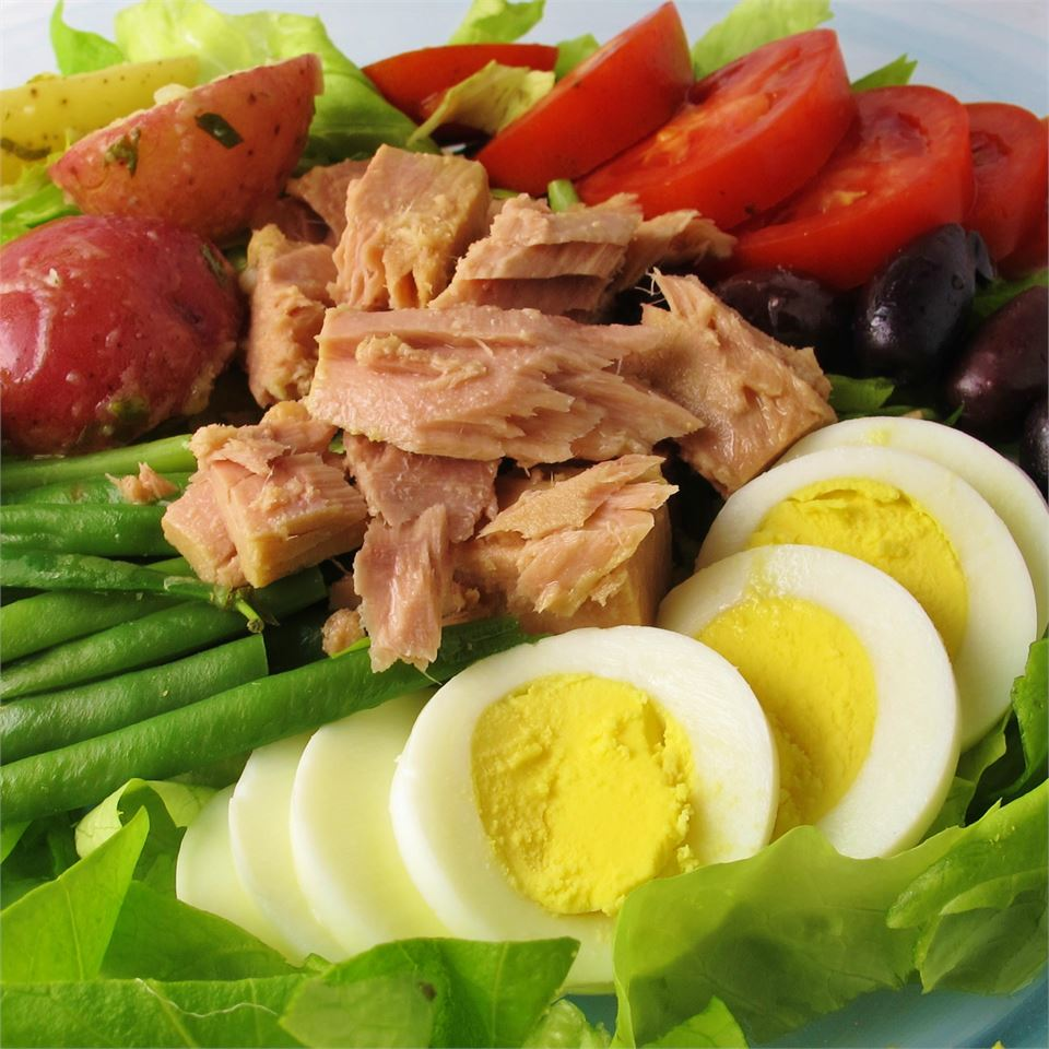 Salad Nicoise naples34102