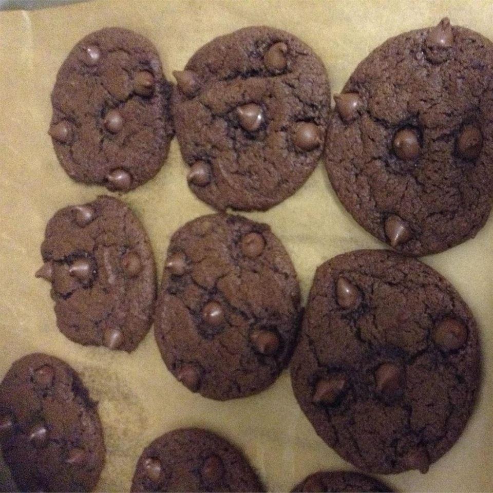 Soft Chocolate Cookies