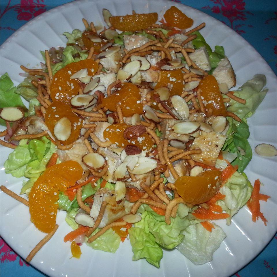 Asian Chicken Salad gaeriel18