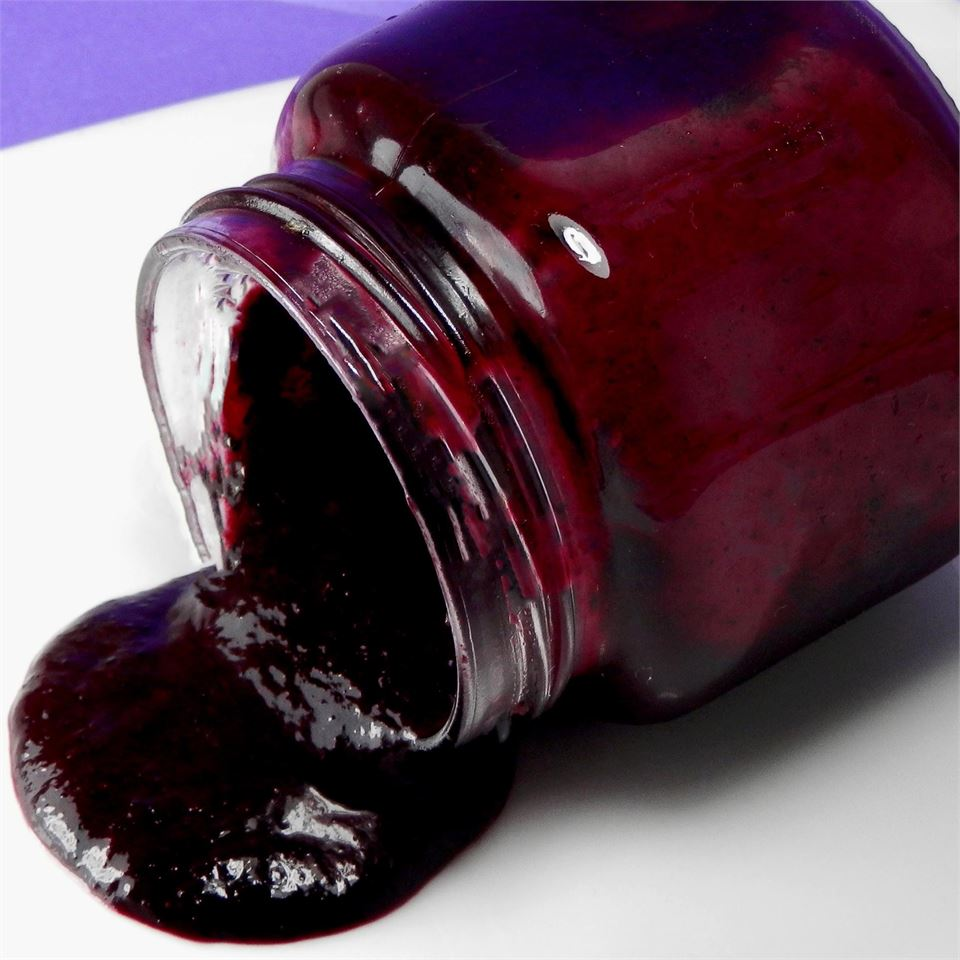 Menny's Blueberry Barbecue Sauce