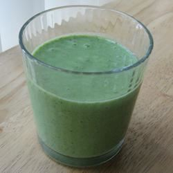 Groovy Green Smoothie Mrs.Williams