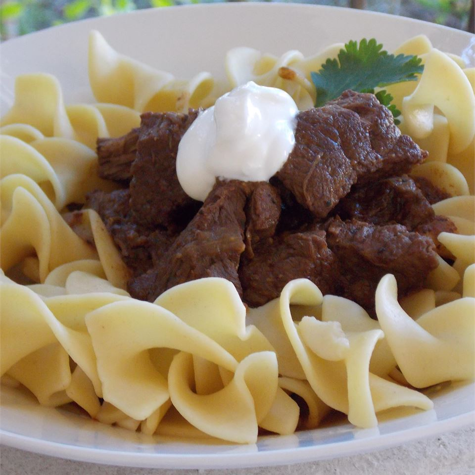 Chef John's Beef Goulash