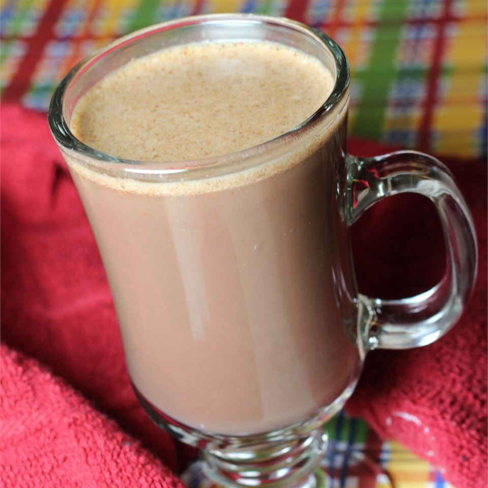 Easy Mexican Hot Chocolate