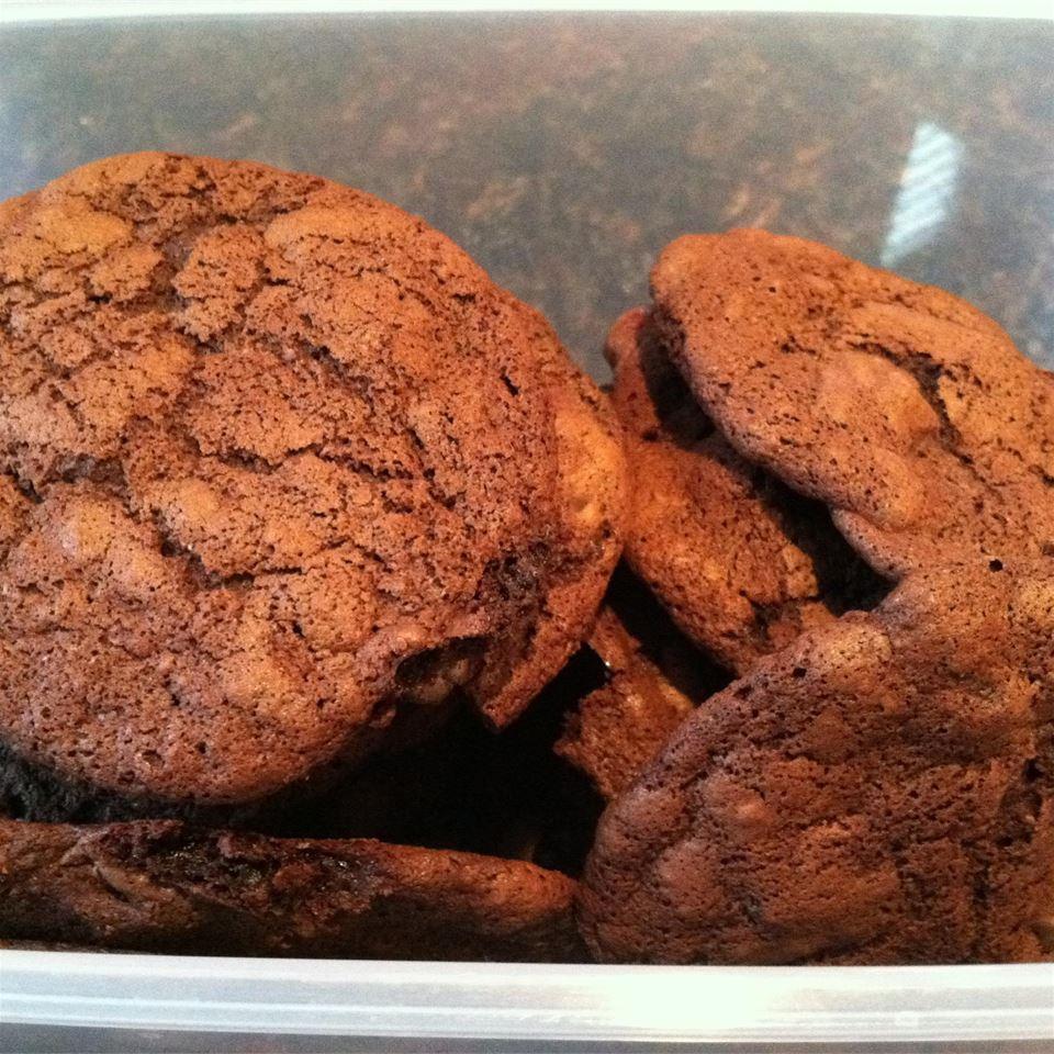 Nutella® Fudge Cookies