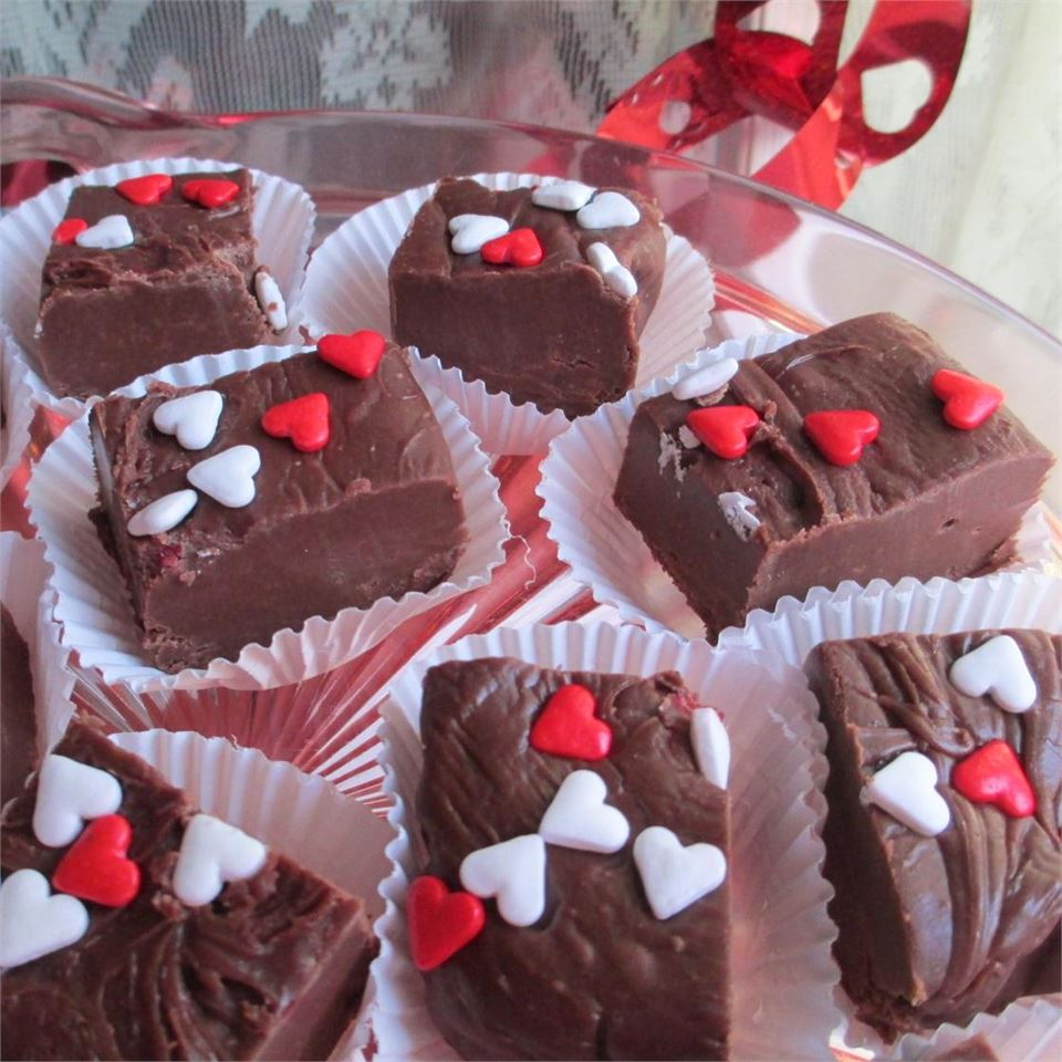 Chocolate Walnut Fudge AuntE