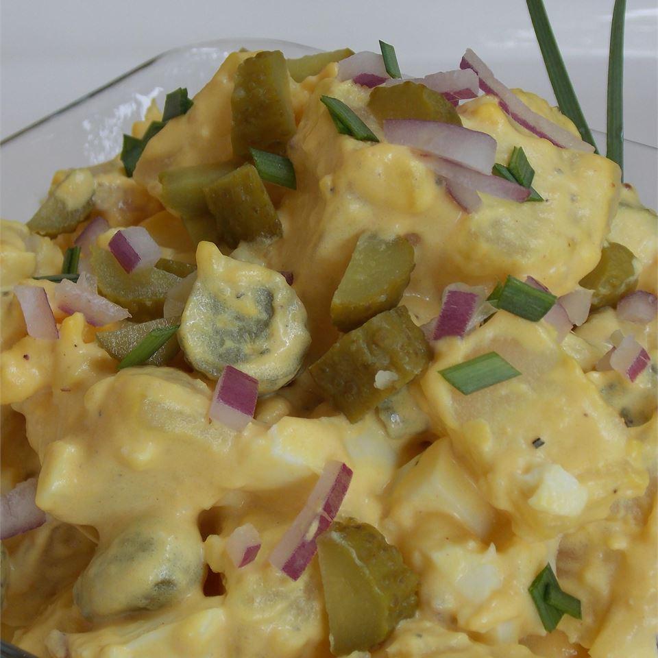 Tangy Potato Salad Baking Nana