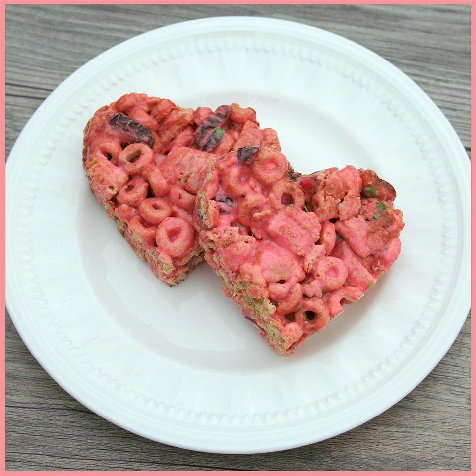 So Pink Cereal Bars Jennifer Baker
