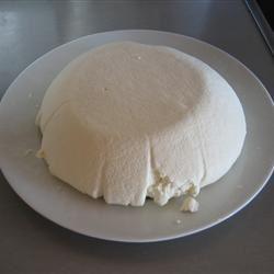 Sicilian Homemade Ricotta Cheese