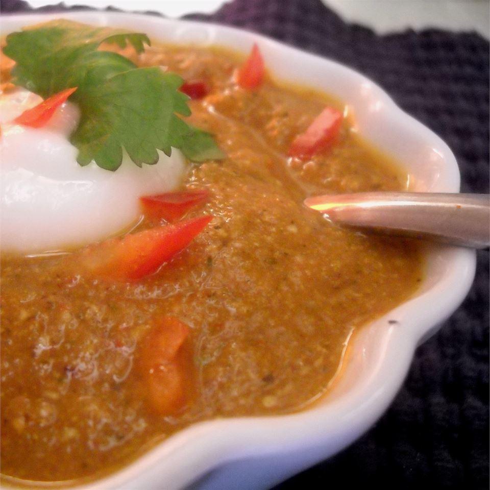 Thai-Inspired Vegetable Soup Linda T