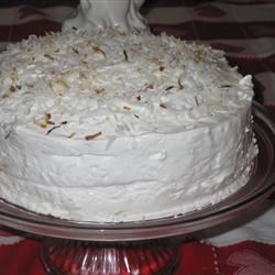 Coconut Cake I Keith Hill