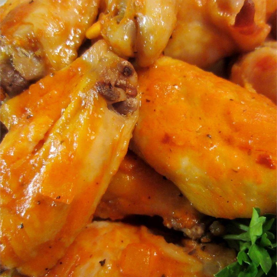 Vinnie's Spicy Buffalo Wings