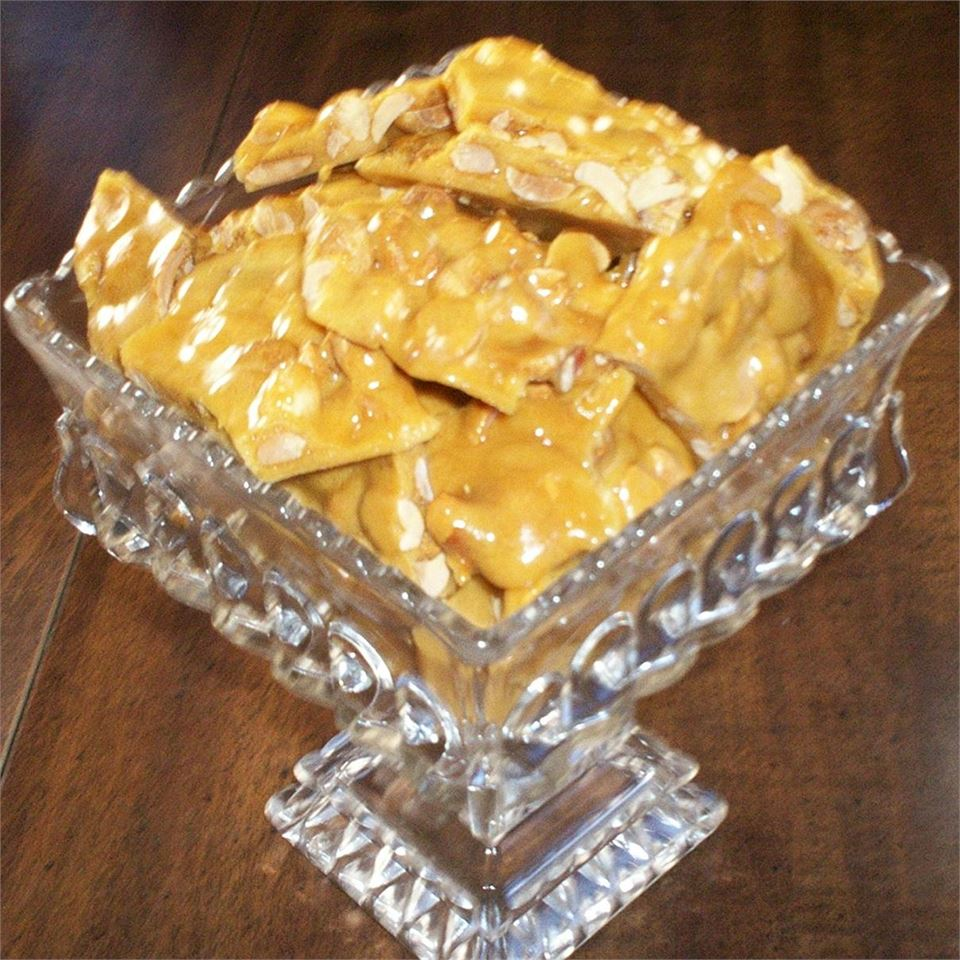 Easy Microwave Peanut Brittle Deb C